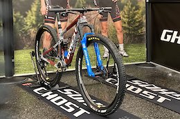Spotted: Ghost's New Full Suss XC Bike - Nove Mesto World Cup XC 2020
