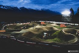 Photo Epic: Pump Track Challenge - Crankworx Innsbruck 2020