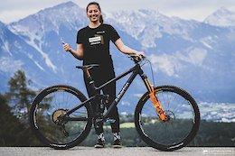 Mille Johnset's New 150mm 29er Atherton Trail Bike - Crankworx Innsbruck 2020
