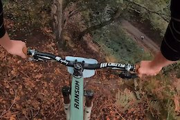 Video: Brendan Fairclough and Olly Wilkins Search for Rampage Lines in the Surrey Hills