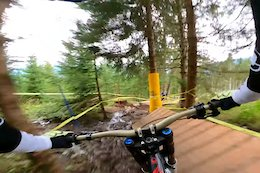Video: Brook Macdonald & Laurie Greenland's Flat Out Crankworx Innsbruck DH Course Preview