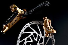 TRP Release a Special Edition Gold DH-R EVO Brakes