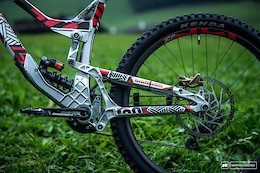 Video & Interview: Aaron Gwin on the Tire Testing Process