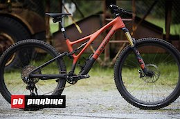 First Look: Specialized's New Carbon Stumpjumper Ditches the Horst Link