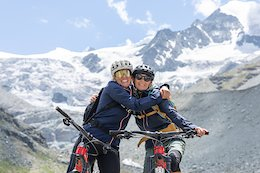 Video & Photo Story: eMTB Holiday in the Alps with Kathi Kuypers & Her Mom