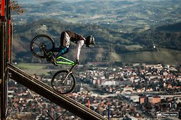 Photo Epic: Timed Training on the Slopes of Slovenia - Maribor DH World Cup 2020