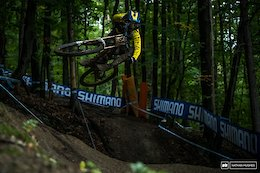 Video: GT Factory Racing Takes on the Maribor DH World Cups