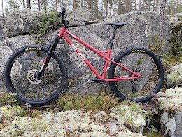 Pässilä Bicycles Launches the Hamari Hardtail