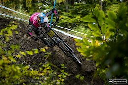 Qualifying Photo Epic: The Hangover - Maribor DH World Cup 2020 Round 2