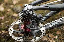 Spotted: Prototype Shimano DH Derailleur