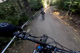 Video: Closing Day Laps at Whistler Bike Park with Jesse Melamed