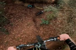 Video: Brendan Fairclough & Theo Erlangsen Search for More Rampage Lines in the Surrey Hills
