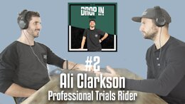 Podcast: The Drop in Podcast Ep 2. Ali Clarkson