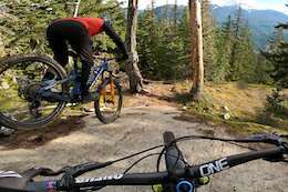 Video: Georgia Astle Leads Remy Metailler Down a Classic Whistler Trail
