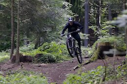 Video: Gamux Bikes' Chief Engineer Enjoys Local Trails in Switzerland