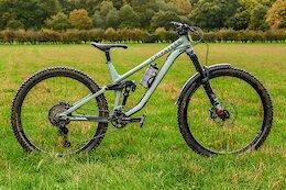 Bike Check: Dan Clark's Privateer 141