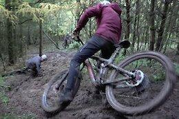 Video: Classic British Carnage in Muddy Ruts