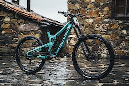 Propain is Testing a Prototype DH Bike