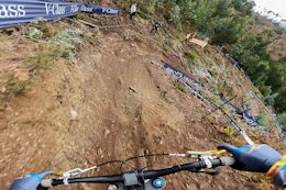 Video: Course Preview with Tracey Hannah - Lousa World Cup DH 2020