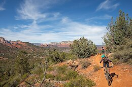 Support Vermont Trails and you could Win a Trip to Sedona