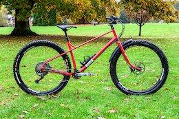 Bike Check: Matt Lakin's Fully Rigid Stooge Cycles MK4 Enduro Race Bike