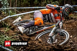 Inside the Tape: Ben Cathro Breaks Down the Lousa DH World Cup Track