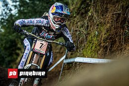Video: Practice RAW Lousa World Cup DH 2020 - Round 4