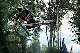 Photo Epic: Whip It Good - 52 of the Best Whips from the Lousa DH World Cup 2020 Round 4