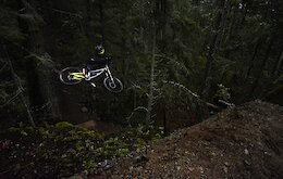 Video: Building & Freeriding A Massive Step Up on Vancouver Island