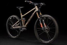 Nicolai Launch Gearbox Equipped Saturn 14 GPI Trail Bike