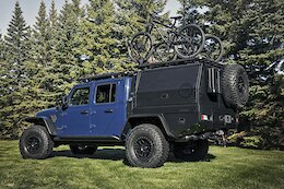 Mopar Unveils a Concept Jeep for 'Serious Mountain Bikers'