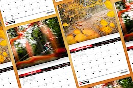 Pre-Order Your 2021 Pinkbike/Trailforks Calendar Today!