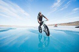 Photo Story: Biking the Canadian Arctic Ice