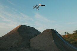 Video: Clemens Kaudela Builds Massive Jumps & Goes Huge in 'Selfmade'