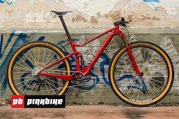 Bike Check: Dangerholm's Insanely Light Scott Spark