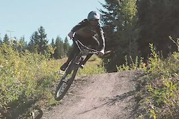 Video: Flat Out and Stylish Riding in the Whistler Bike Park