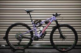 Bike Check: Rab Wardell's Santa Cruz Blur