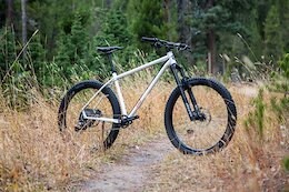 Esker Cycles' Hayduke Hardtail Back in Stock With Updated Fork Spec