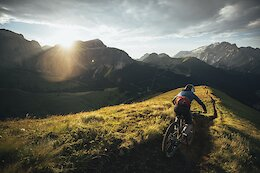 Photo Story: Veronika Widmann & Harry Molloy Ride Val Di Fassa