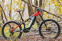 Ducati Widens Its e-MTB Range with New 170mm Travel TK-01RR