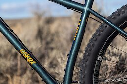Esker Cycles Releases Japhy Steel Hardtail 29er