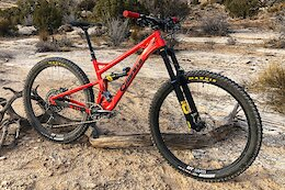 Canfield Bikes Introduces Lithium and Tilt 29ers