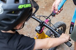 Shotgun Releases Tow Rope for Mountain Biking Parents