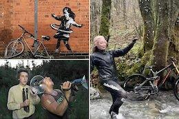 Slack Randoms: Banksy's MTB Mural, Hunting for Bigfoot & Influencing Gone Wrong