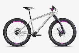 Viral Bikes Updates Skeptic & Dérive Titanium Gearbox Hardtails for 2021