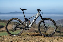 First Ride: Marin's First eMTB - the 2021 Alpine Trail E2