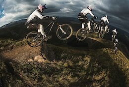 Photo Epic: The Ridgeline - Behind the Scenes with Gee Atherton