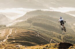 Must Watch: Gee Atherton Rides HUGE, Exposed Ridgeline Jumps