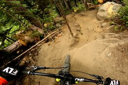 Video: Remy Metailler Rides Steep and Loose Terrain in Sun Peaks, BC