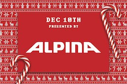 Enter to Win An Alpina Helmet and Glasses Pack - Pinkbike's Advent Calendar Giveaway